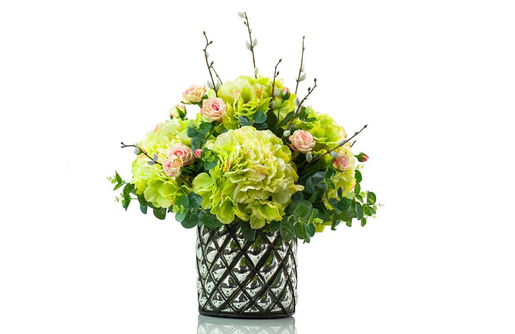 Silk Flower Arrangements 243