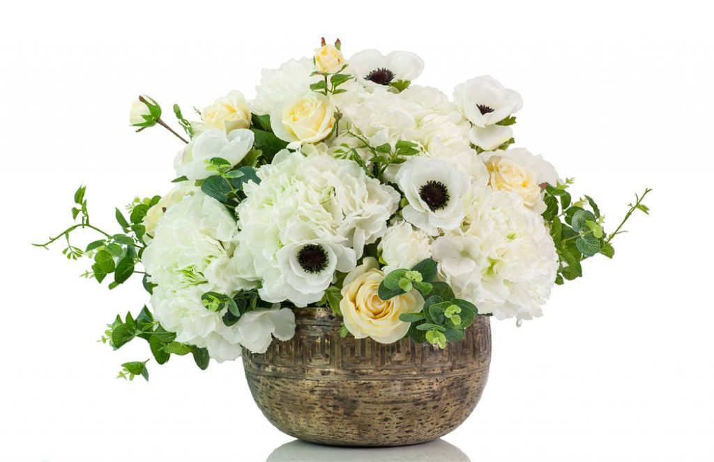 Silk Flower Arrangements 242
