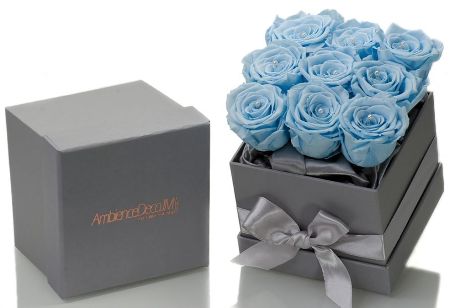 Blue-infinity-roses-in-a-box