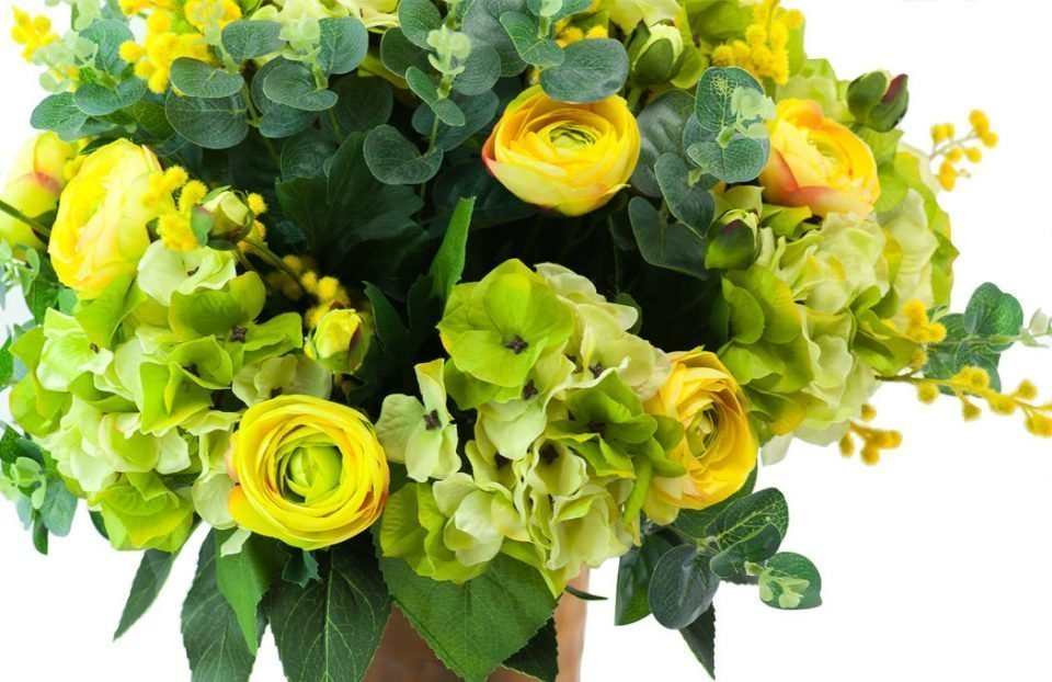 Silk Flower Arrangements 79
