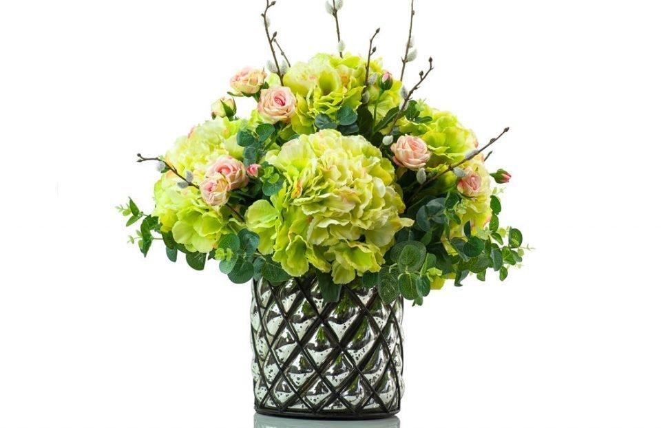 Silk Flower Arrangements 53
