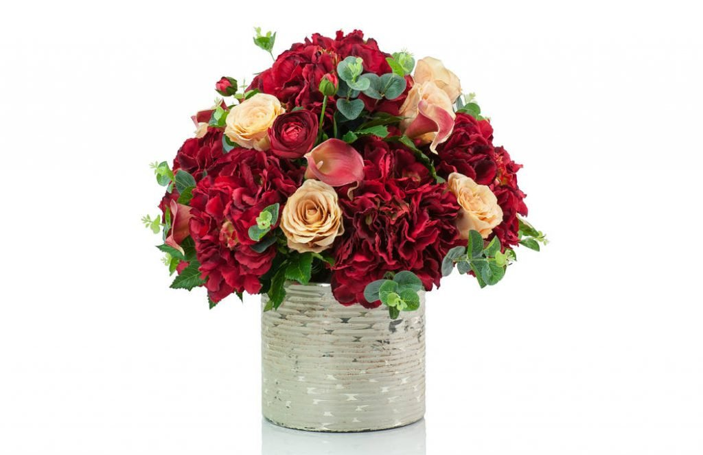 Silk Flower Arrangements 98