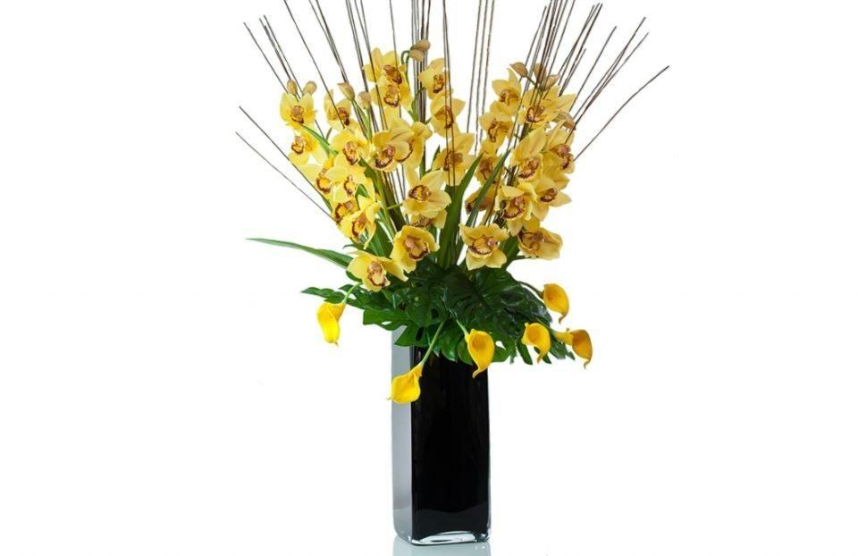 Silk Flower Arrangements 21