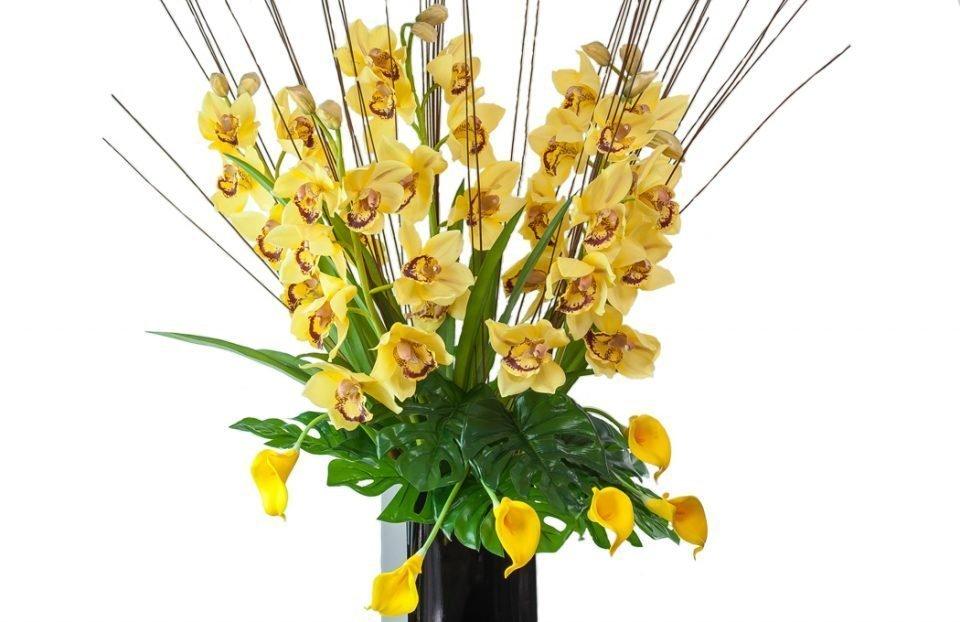 Silk Flower Arrangements 20