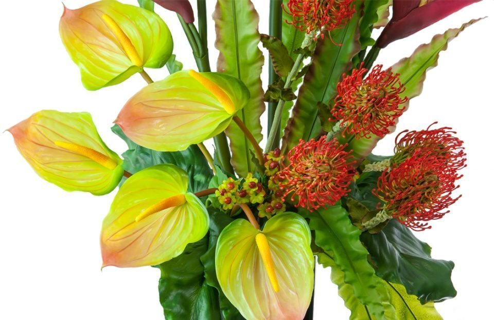 Silk Flower Arrangements 11