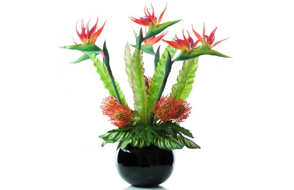 Silk Flower Arrangements 9