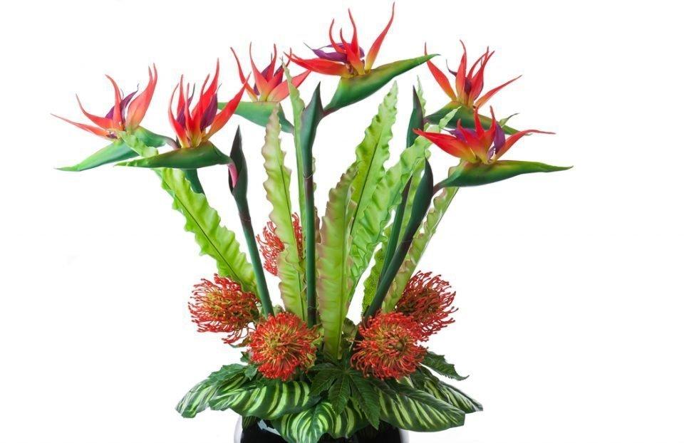 Silk Flower Arrangements 8
