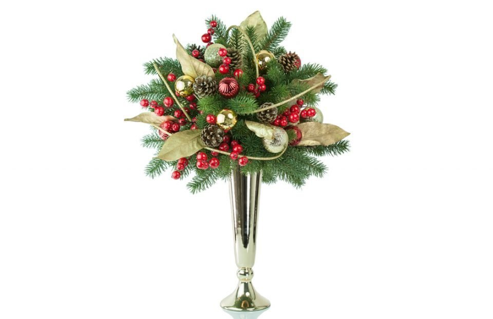 Red-and-Gold-Christmas-Arrangement