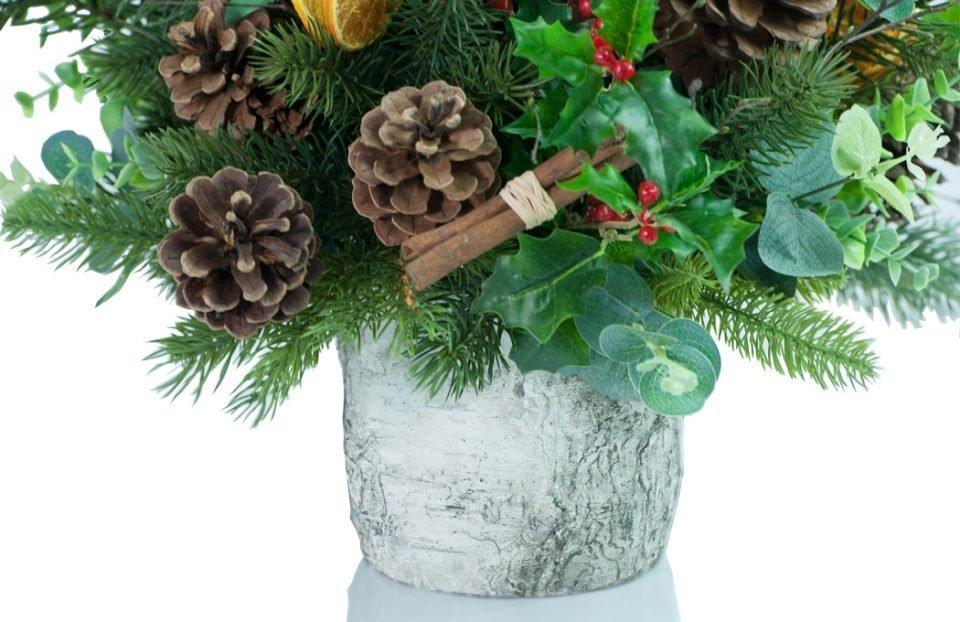 Rustic-Christmas-Centerpiece