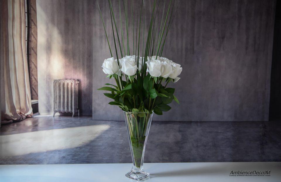 Luxury artificial flower arrangement